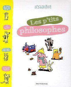 """Les p'tits philosophes : Vingt-quatre grandes questions pour des petits philosophes ! Dès 3 ans, les enfants pensent. Ils ont plein de questions """" dans la tête """". Et leur soif de comprendre est immense. Ce livre est l'occasion d'une conversation avec votre enfant pour encourager, nourrir et approfondir son questionnement."""
