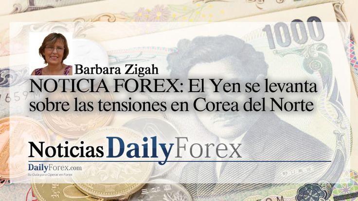 NOTICIA FOREX: El Yen se levanta sobre las tensiones en Corea del Norte | EspacioBit -  https://espaciobit.com.ve/main/2017/09/06/noticia-forex-yen-se-levanta-las-tensiones-corea-del-norte/ #Forex #DailyForex #YenJapones #CoreaDelNorte #CoreaDelSur #FED