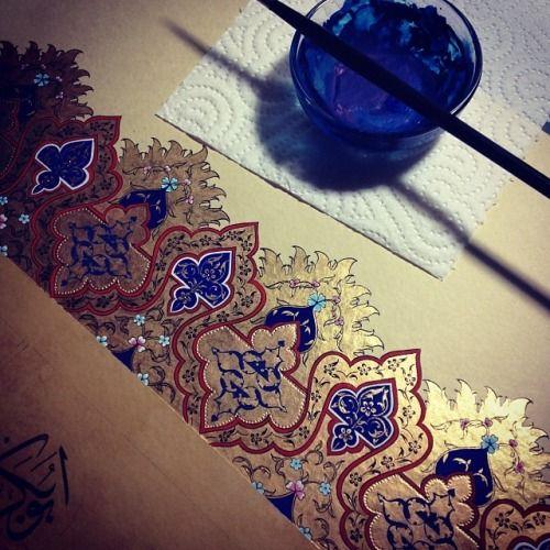 #workinprogress #illumination #artwork #artcollective #mywork #istanbul #turkey