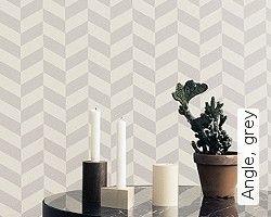 Grau, Aschgrau bis Betongrau, Silbergrau oder Steingrau. Bei uns finden Sie Tapeten mit in den unterschiedlichsten Grautönen!