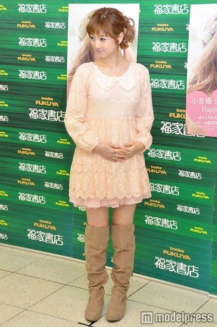 (画像2/2) 小倉優子、産休入りを報告