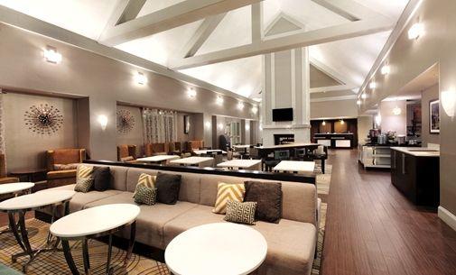 Homewood Suites by Hilton Atlanta-Alpharetta Hotel, GA - Homewood Lobby