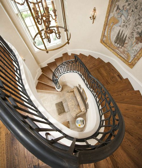 Inspiring Spiral Staircase: 317 Best Feature Staircase Inspiration Images On Pinterest