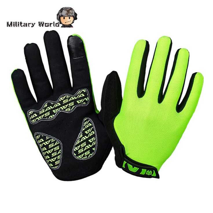 Hiking Climbing Training Gloves Men's Fitness Gloves Outdoor Motorcycle Riding Cycling Glove Breathable Bycicle Accessories
