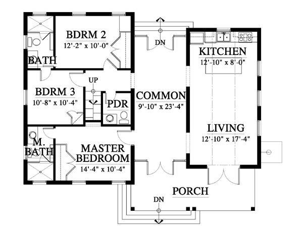 Best 25 dog trot house ideas on pinterest for Dogtrot house floor plan