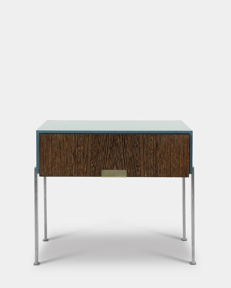 Side table for SAS Royal Hotel by Arne Jacobsen