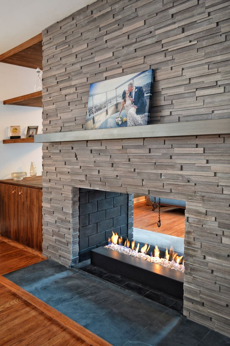 19 best see through fireplaces images on pinterest gas