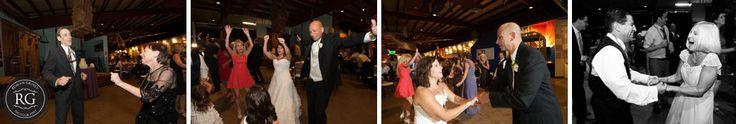 wedding reception at BMI