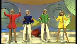1981 Eurovision Winner (United Kingdom) - Making Your Mind Up - Bucks Fizz. 'Making Your Mind Up' is a song by British pop group Bucks Fizz. It was the winner of the 1981 Eurovision Song Contest and a UK Number-one single. Released in March 1981, it was Bucks Fizz's debut single, the group having been formed just two months earlier. From 2004 to 2007 the BBC used the name Making Your Mind Up for their... https://en.wikipedia.org/wiki/Making_Your_Mind_Up