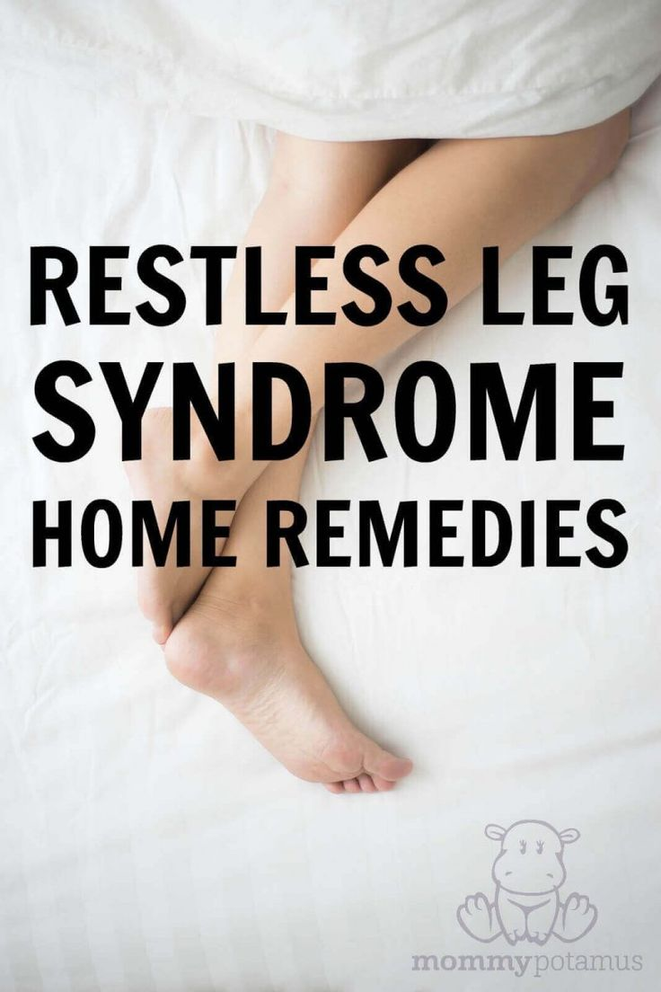 Natural Remedies For Restless Leg Syndrome In Pregnancy