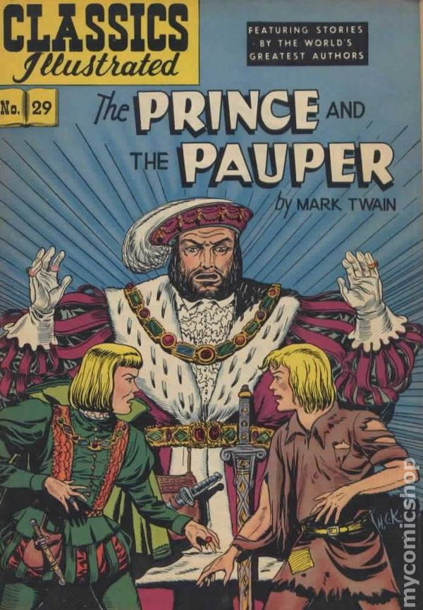 The Prince and the Pauper (Twain)
