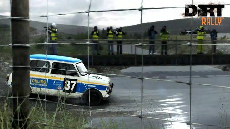DiRT Rally Simulator MINI Cooper S 100cv Cockpit Prueba 3 Scratch Bidno Moorland Invertido Gales Racing Wheel : Thrustmaster T500RS  Shift TH8R  El Mini es un pequeño automóvil del segmento A producido por la British Motor Company y sus empresas sucesoras entre los años 1959 y 2000. Este automóvil el más popular de los fabricados en Gran Bretaña fue entonces remplazado por el nuevo MINI lanzado en 2001. El original está considerado como un icono de los años 1960 y su distribución ahorradora…