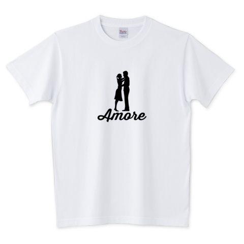 【男性専用/愛を誓う】アモーレ Amore   デザインTシャツ通販 T-SHIRTS TRINITY(Tシャツトリニティ)