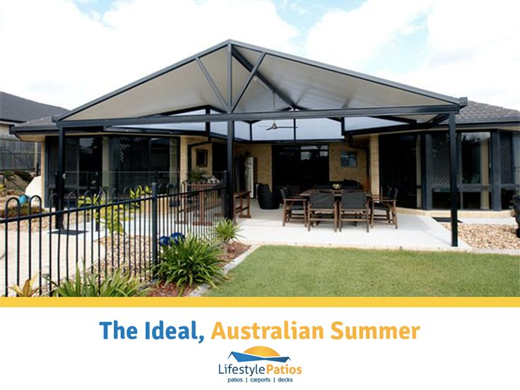 Nothing says Summer in Australia like a backyard BBQ.