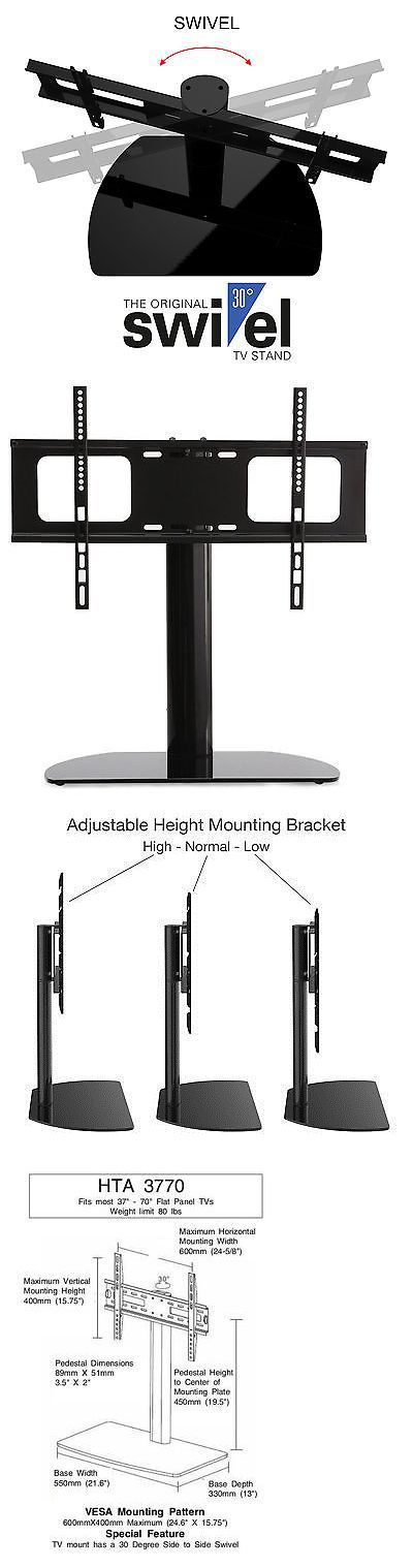 TV Mounts and Brackets: New Replacement Swivel Tv Stand Base Fits Most Pioneer 37 -70 Lcd Led -> BUY IT NOW ONLY: $59.95 on eBay!