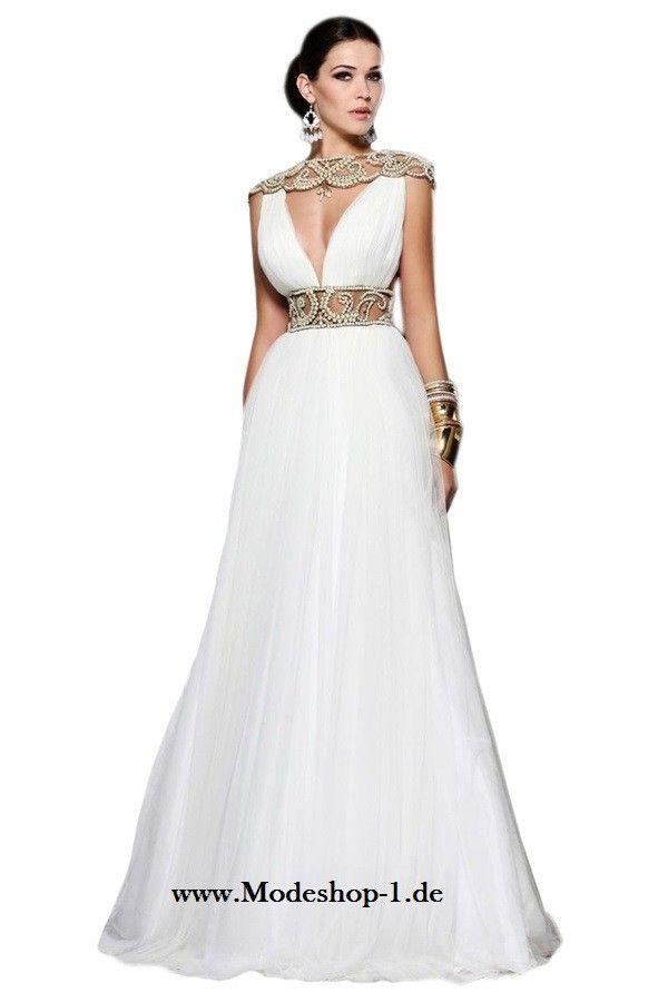 62 besten Abendkleider Weiss - günstig Abendkleider Weiß Online ...