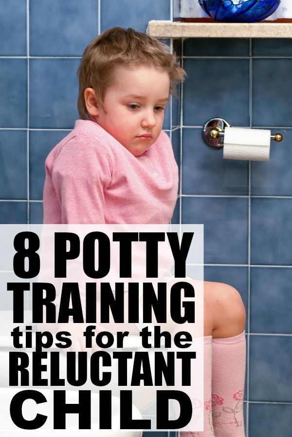 If your child is determined to go to college in diapers, and you're desperately looking for potty training tips that WORK in getting even the most reluctant child to use the toilet, this collection of toilet training tips is for you!