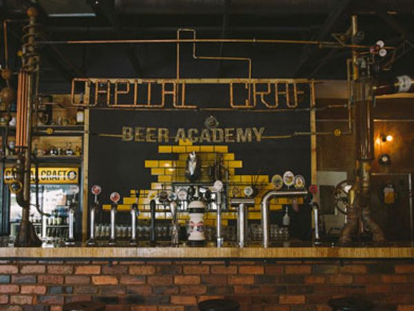 Capital Craft Beer Academy http://www.eatout.co.za/venue/capital-craft-beer-academy/