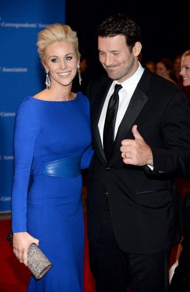 Tony and Candice Romo ❤️