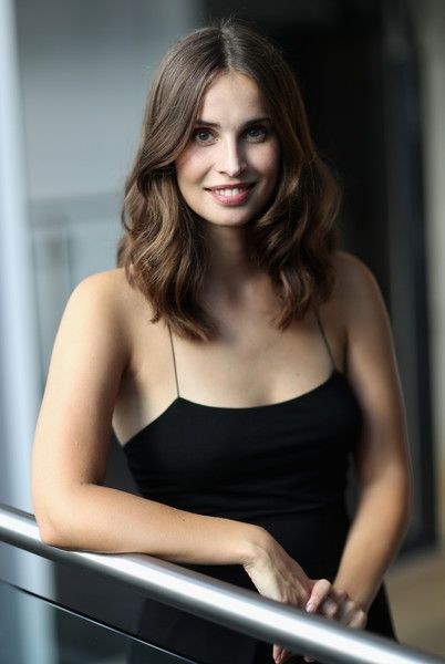 Actress Heida Reed poses for a portrait at the Poldark Series 2 Preview…