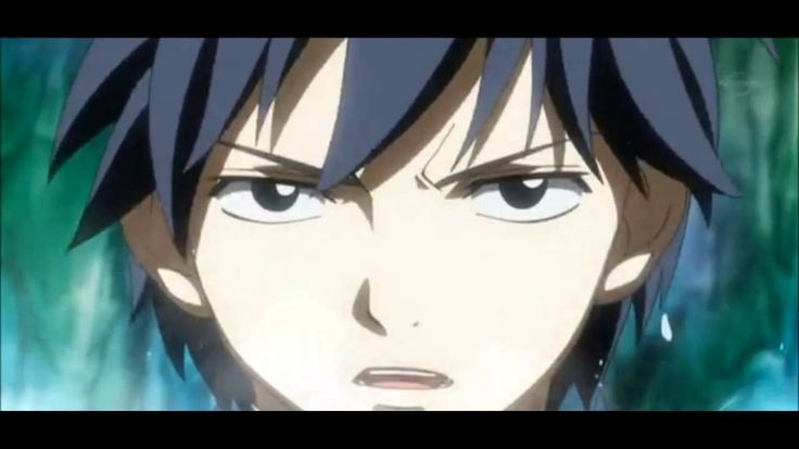 Fairy Tail - Gray Fullbuster AMV - In My Arms