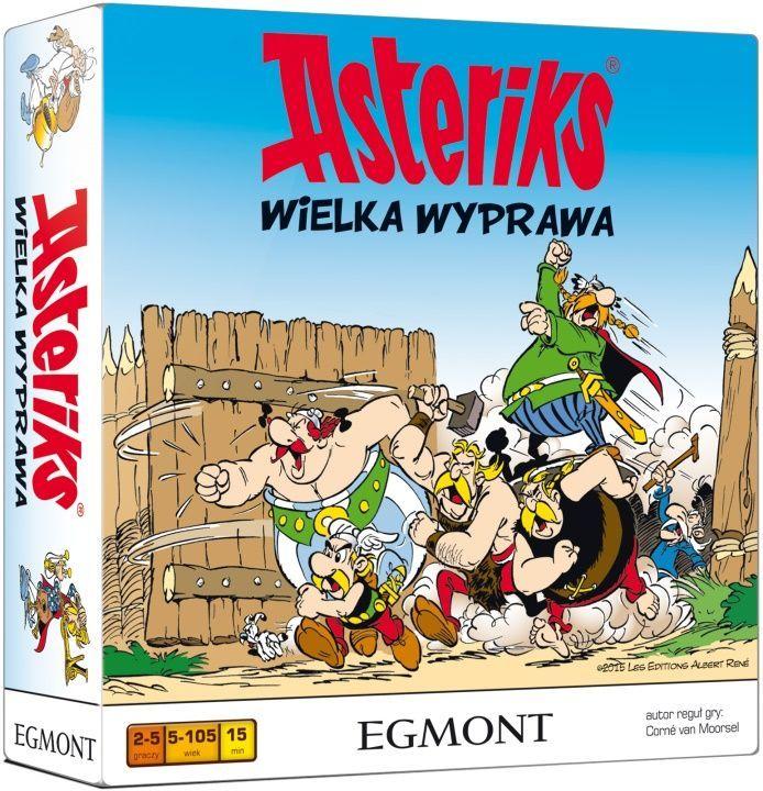 Asterix: Wielka wyprawa