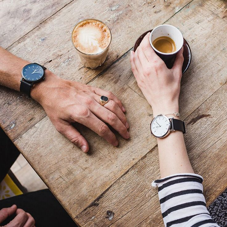The Horse brand mesh watch simplicity classic wrist watch - free shipping worldwide