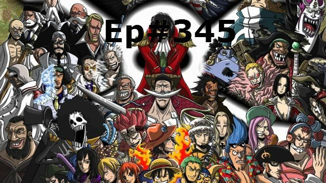One Piece Episode 345 English Dubbed