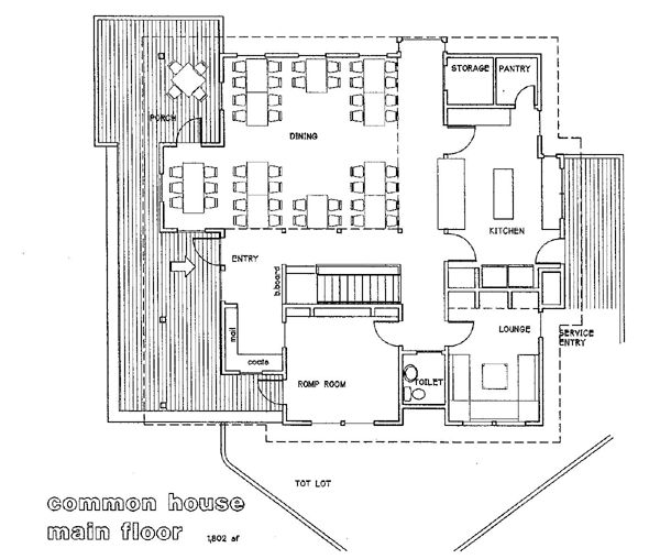 17 best images about common house floor plans on pinterest