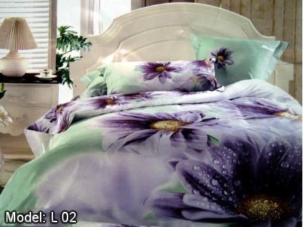 Vrei un dormitor romantic? Alege una din lenjeriile de vis, din bumbac satinat, acum la un pret de exceptie, special pentru luna cadourilor! - Dream Deals