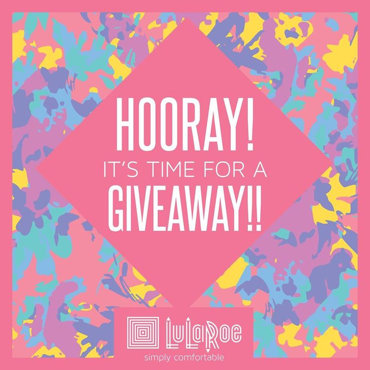Lularoe Launch Party Giveaways