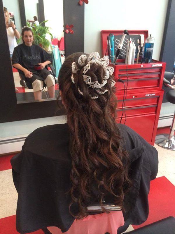 Best Salon Website Design And Salon App Development Images On - Beautiful hairstyle salon app