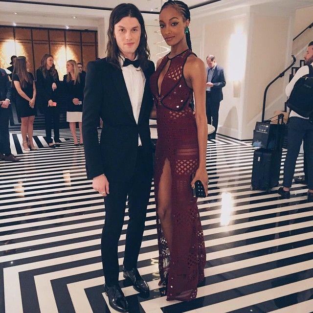 James Bay In Burberry Met Gala 2015 Red Carpet Style