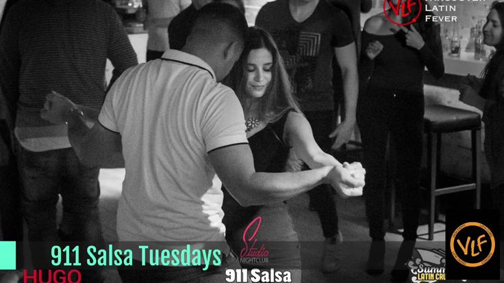 Vancouver Latin Fever : Latin Clubs : Salsa Events - YouTube