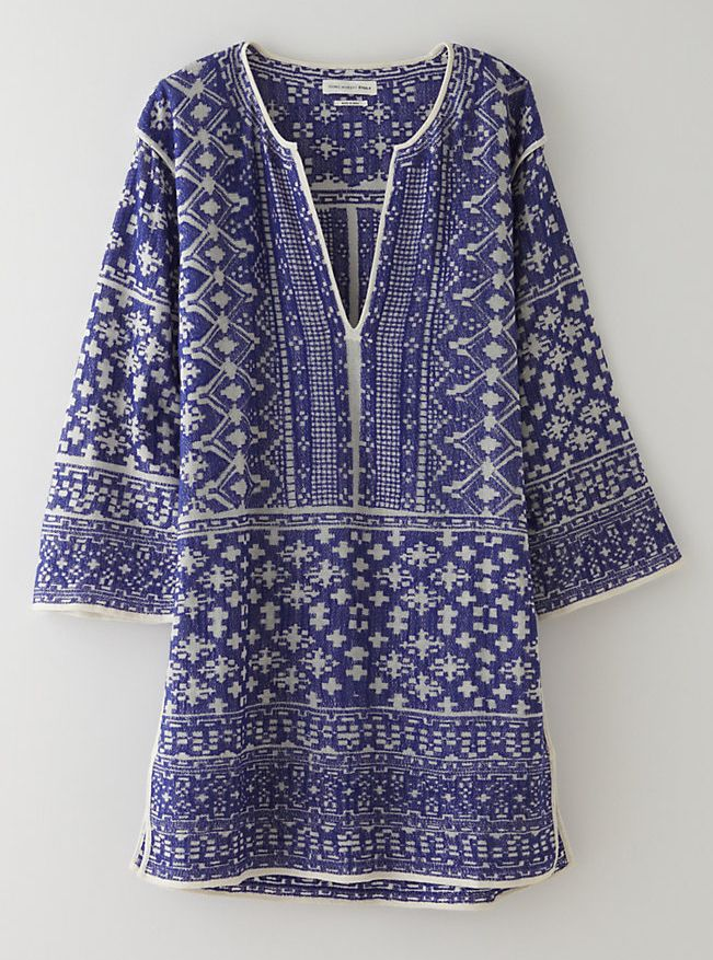 Bloom Tunic Dress by ETOILE ISABEL MARANT
