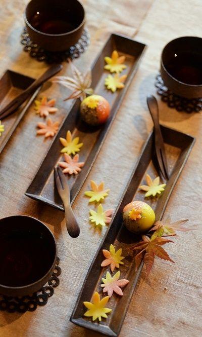 Japanese Sweets / 煉り切り