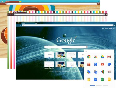 Hi, guys! The latest version of Google Chrome V57.0.2987.133 is officially released. Update it now!