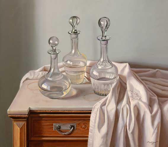 Obras de Antonio Morano Pintor español contemporáneo
