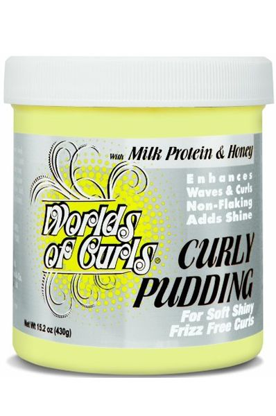 AOneBeauty.com - Worlds Of Curls Pudding (15.2oz) , $7.49 (http://www.aonebeauty.com/worlds-of-curls-pudding-15-2oz/)