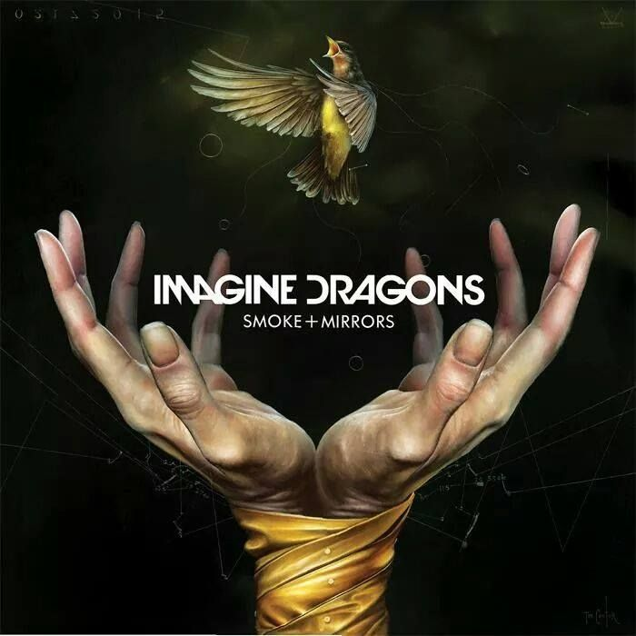 Smoke + Mirrors (Imagine Dragons album) - Wikipedia, the free ...