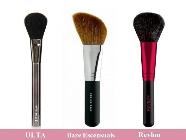 Makeup Brushes - Blush and Bronzer Brushes