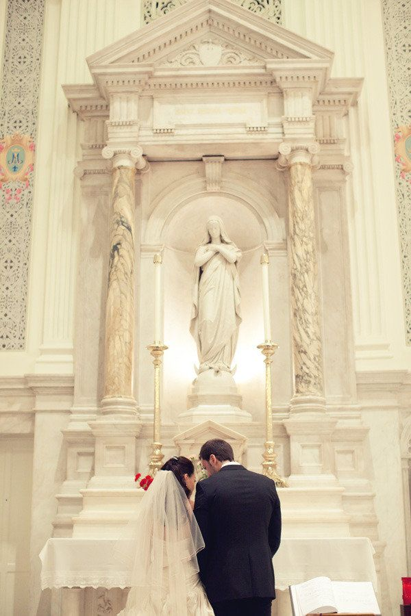 Gorgeous...one of my favorite parts of Catholic weddings--for the blessing of children to be added to this marriage, pray for us.