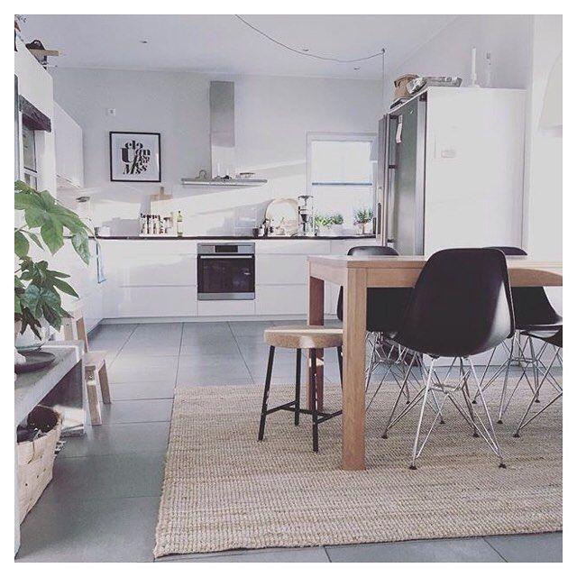 A view to a beautiful Kvik kitchen ❤️ Mano by Kvik. kvik keukens. www.kvik.nl