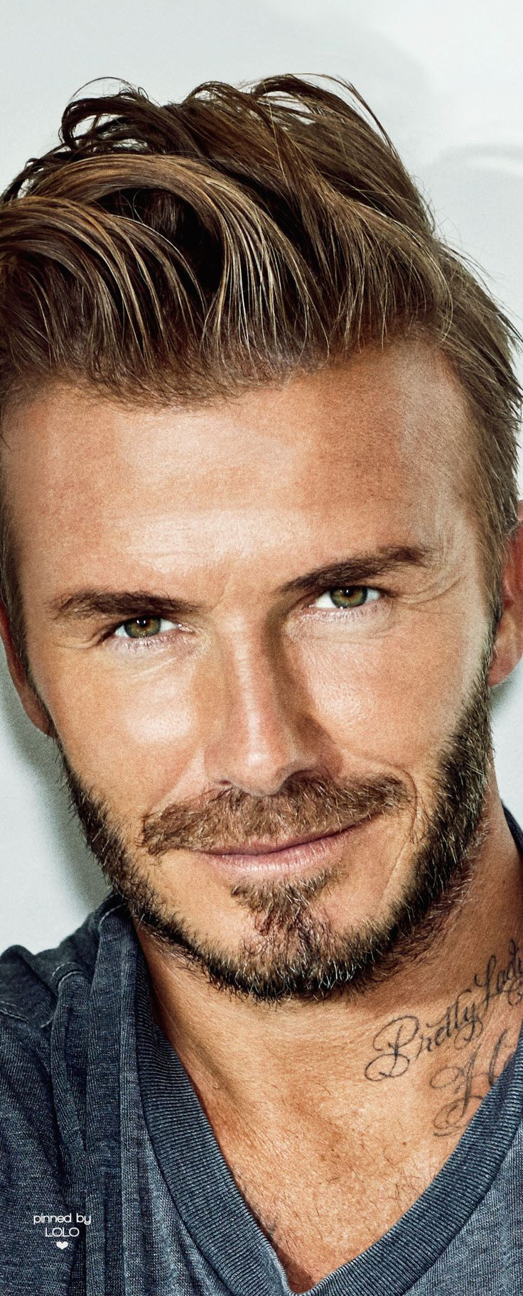 David Beckham People Sexiest Man Alive by Marc Hom | LOLO❤︎