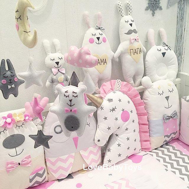 Almohadas unicornios y más LoveBabyToys®