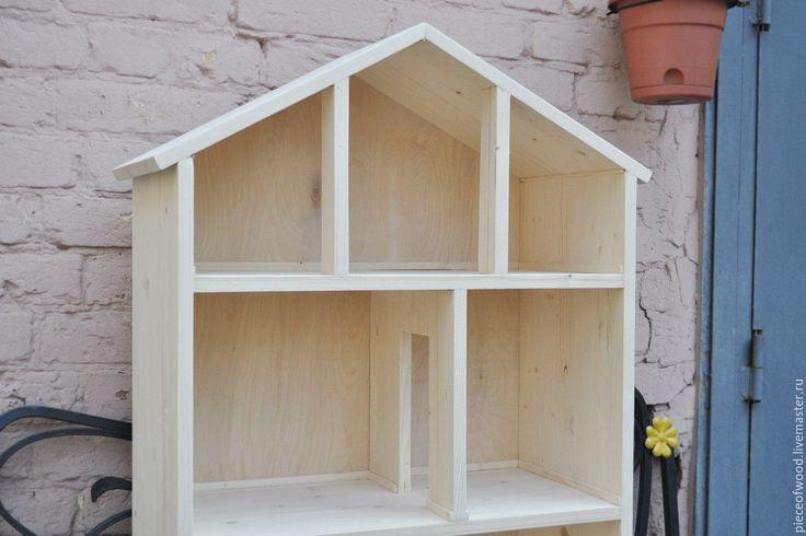 Купить Детский кукольный домик - кукольный дом, кукольный домик, детский домик, домик для кукол
