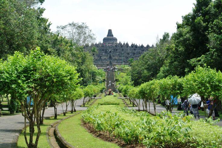 Borobudur Temple - Indonesia