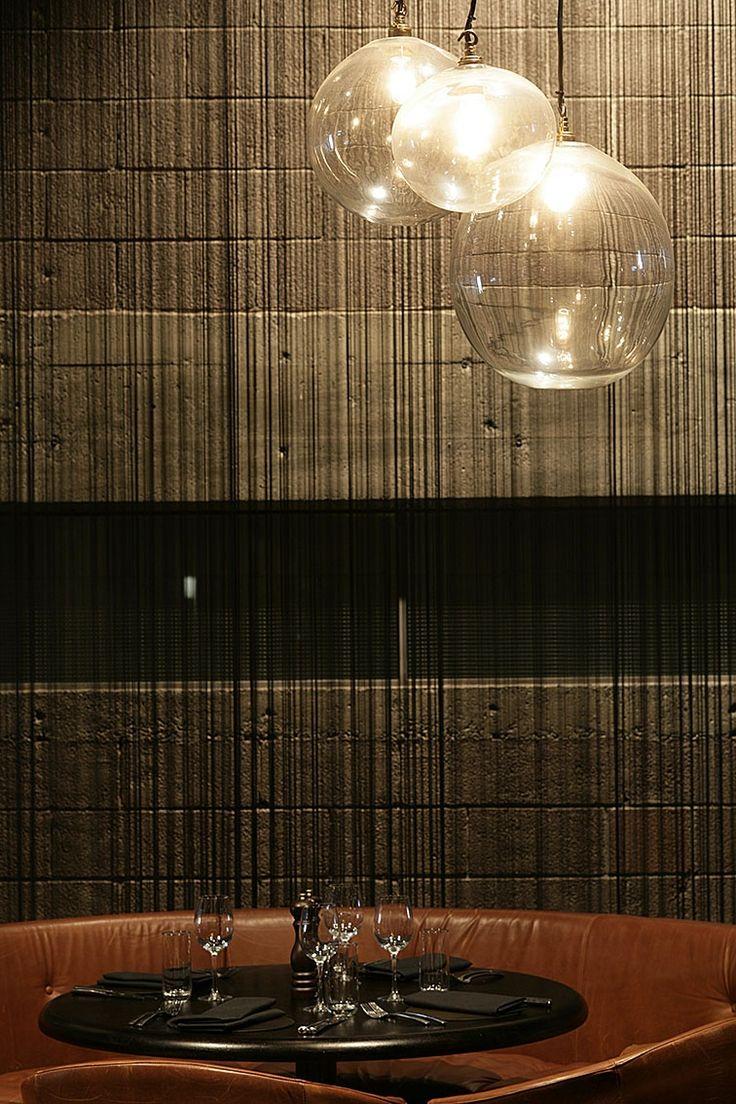 Clooney Restaurant U2014 Interior | Fearon Hay Architects U2013 Auckland, New  Zealand