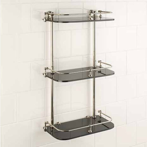wall mounted bathroom shelf Aquadomo  Use for hair stuff in room