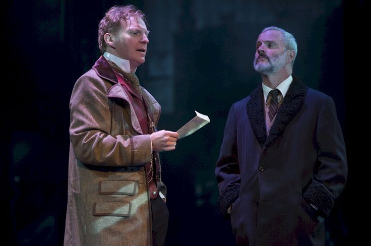 STANLEY THEATRE presents Baskerville: A Sherlock Holmes Mystery, Sept 8-Oct 9, 2016...